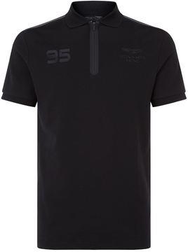 Hackett Zip-Up Polo Shirt