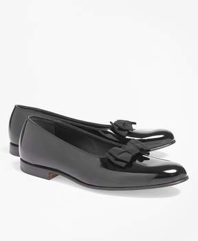 Brooks Brothers Formal Pumps with Grosgrain Ribbon Bow