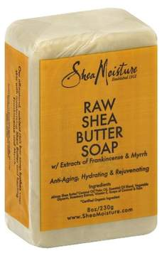 SheaMoisture Raw Shea Butter Anti-Aging Face and Body Bar - 8 oz