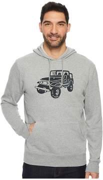 Life is Good ATV Go-To Hoodie Men's Sweatshirt