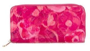 Louis Vuitton Vernis Ikat Zippy Wallet - PINK - STYLE