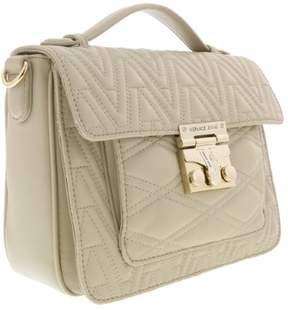 Versace EE1VRBBY1 Beige Shoulder Bag