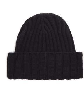 Bottega Veneta Ribbed-knit cashmere hat