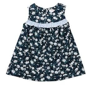 Joe Fresh Ruffle Dress (Baby Girls)