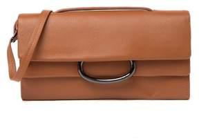 Kooba Brunswick Leather Crossbody Wallet