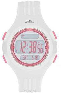adidas Questra Pink Polyurethane Watch