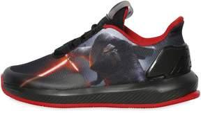 adidas Star Wars Kylo Ren Printed Mesh Sneakers