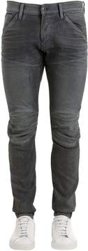 G Star 5620 3d Super Slim Washed Denim Jeans