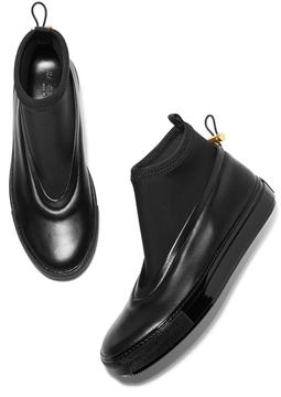 Marni Sneaker Half-Boot in Black, Size 40