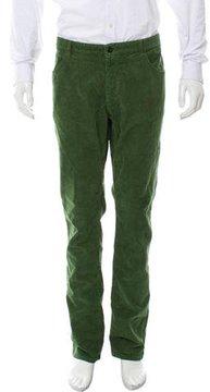 Gant Cropped Corduroy Pants