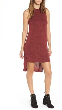 Everly Women's Mock Neck Sleeveless Midi Dress
