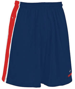Diadora Men's Serie A Short-Navy/Red/White