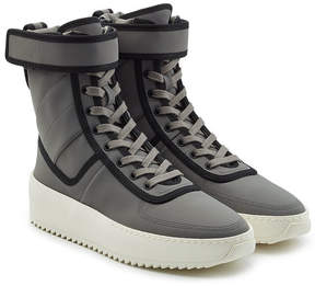 Fear Of God Lace-Up Boots with Velcro Strap