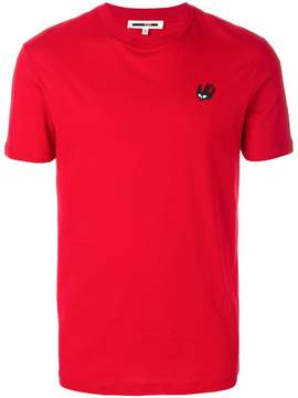 McQ Swallow patch T-shirt