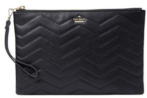 Kate Spade Reese Park - Finley Quilted Leather Clutch