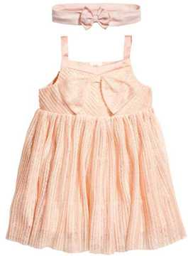 H&M Tulle Dress with Hairband