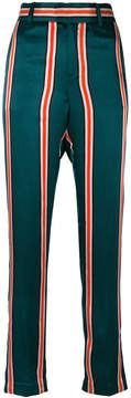 Equipment striped trousers