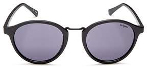 Le Specs Paradox Round Sunglasses, 49mm
