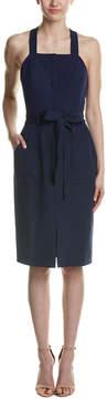 Adelyn Rae Tie-Waist Midi Dress