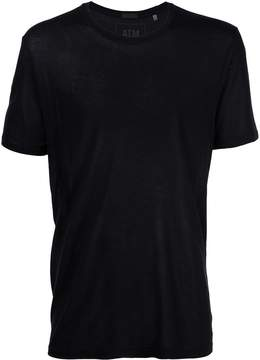 ATM Anthony Thomas Melillo Modal Jersey Crew Neck Tee