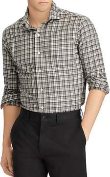 Polo Ralph Lauren Plaid Classic Fit Long Sleeve Button-Down Shirt
