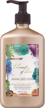 Ahava Limited Edition Body Lotion