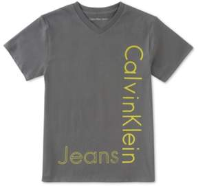 Calvin Klein Boys Logo Graphic T-Shirt