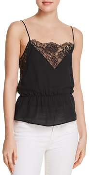 Anine Bing Ysabel Silk Camisole Top
