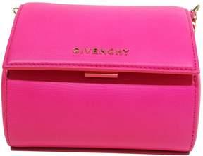 Givenchy Pandora Box leather crossbody bag
