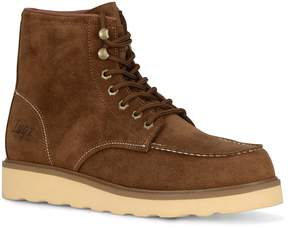 Lugz Prospect Men's Suede Steel Toe Work Boots