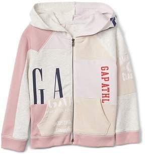 Gap babyGap Logo Remix Hoodie Sweatshirt