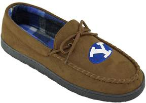 NCAA Men's BYU Cougars Microsuede Moccasins
