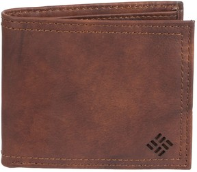 Columbia Men's Elevated Extra-Capacity Slimfold Wallet