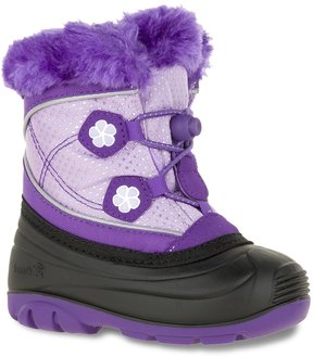 Kamik Pebble Toddler Girls' Waterproof Winter Boots
