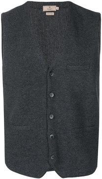 Hackett V-neck waistcoat