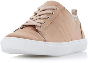 Head Over Heels *Head Over Heels by Dune Pink 'Elisha' Trainers