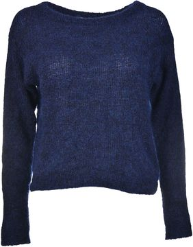 Chiara Bertani Boat Neck Sweater