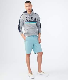Aeropostale Aero Stripe Pullover Hoodie