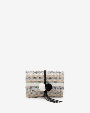 Express Flat Foldover Belt Bag