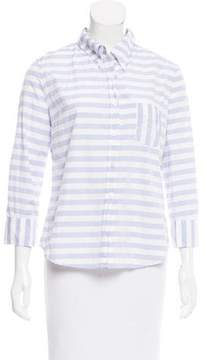 Boy By Band Of Outsiders Striped Button Up Shirt