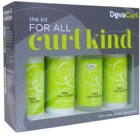 DevaCurl 'The Kit For All Curl Kind' Set