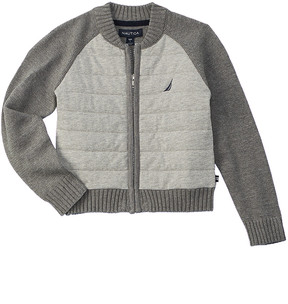 Nautica Boys' Knit Jacket