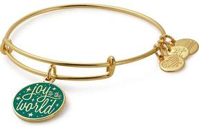 Alex and Ani Joy to the World Charm Bangle