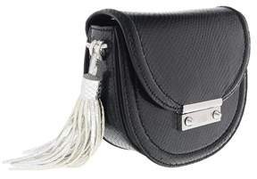 Roberto Cavalli Small Shoulder Bag Linda 001 Black Shoulder Bag.