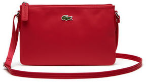 Lacoste Women's Concept Flat Crossover Bag