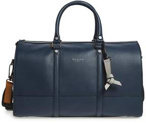 Ted Baker Leather Duffel Bag