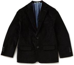 Class Club Big Boys 8-20 Stretch Corduroy Blazer Jacket