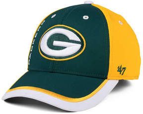'47 Green Bay Packers Crash Line Contender Flex Cap