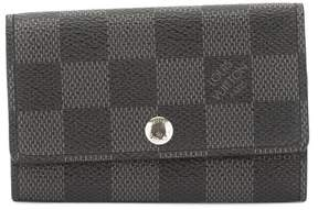 Louis Vuitton Damier Graphite Multicles 6-Key Case (Pre Owned) - GRAPHITE - STYLE