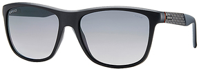 Safilo USA Gucci 1047 Polarized Rectangle Sunglasses